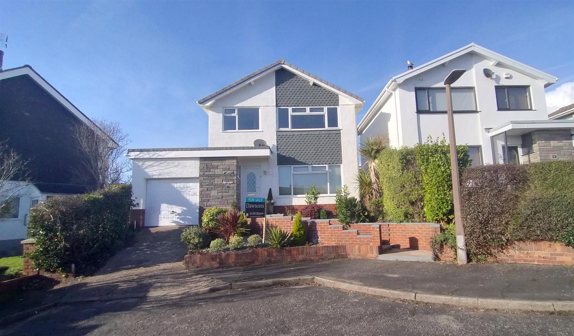 Lambswell Close, Langland, Swansea, SA3 4HJ